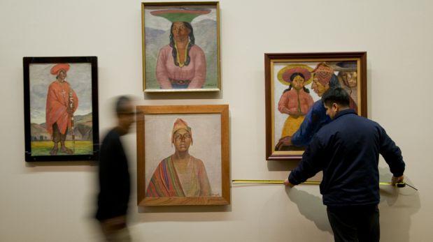 FOTOS: la retrospectiva más grande de José Sabogal se inaugura en Lima