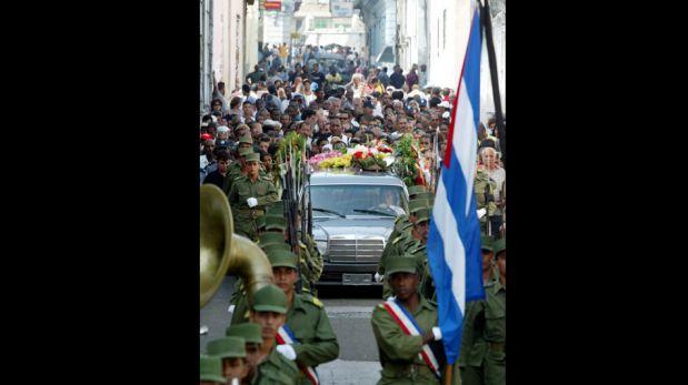 FOTOS: Compay Segundo en el recuerdo a diez años de su muerte