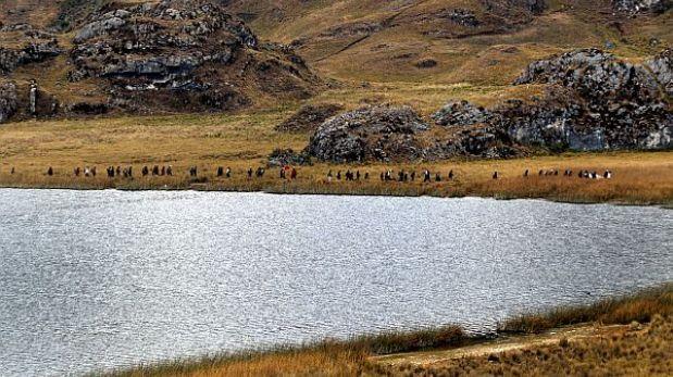 La minera Yanacocha se prepara a inaugurar el reservorio Chailhuagón