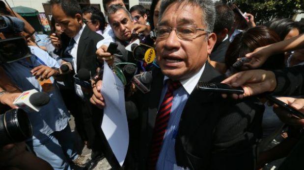 Facundo Chinguel fue abogado de Alan García y financió campaña de Luis Nava, denuncian
