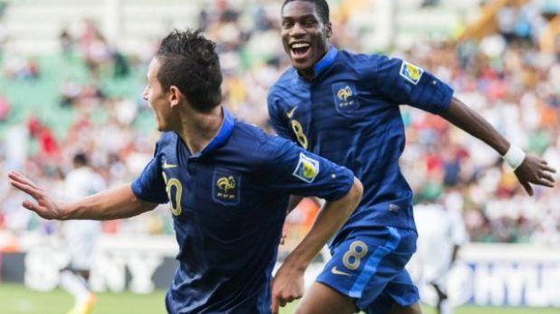 Francia venció a Ghana y es el primer finalista del Mundial Sub 20