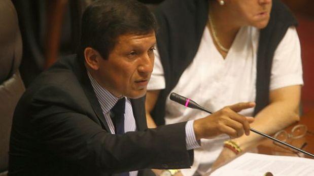 """Víctor Isla: """"Comentario de Ollanta Humala no fue una injerencia sobre el TC"""""""