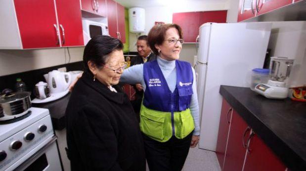 Villarán entregó departamentos a 81 familias del margen del río Rímac