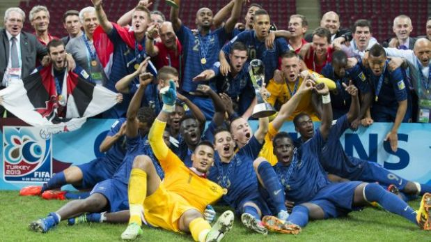 Francia es campeón del Mundial Sub 20 tras derrotar a Uruguay en penales