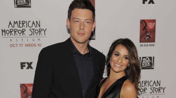 "Lea Michele ""inconsolable y devastada"" tras la muerte de Cory Monteith"