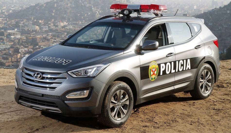 FOTOS: estos son los patrulleros inteligentes que llegaron ...