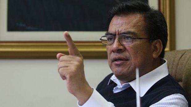 Oposición pidió investigar implicancias de audio de ministro Cateriano