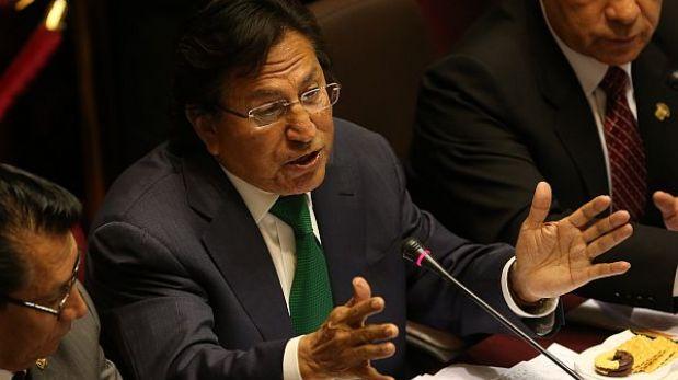Defensa de Alejandro Toledo pedirá a Fiscalía archivar caso Ecoteva