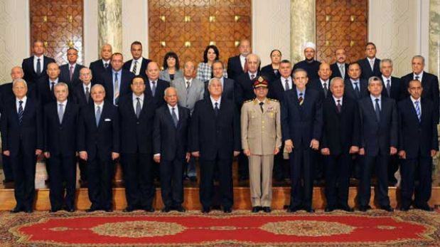Egipto: nuevo gobierno tomó posesión tras derrocamiento de Mursi