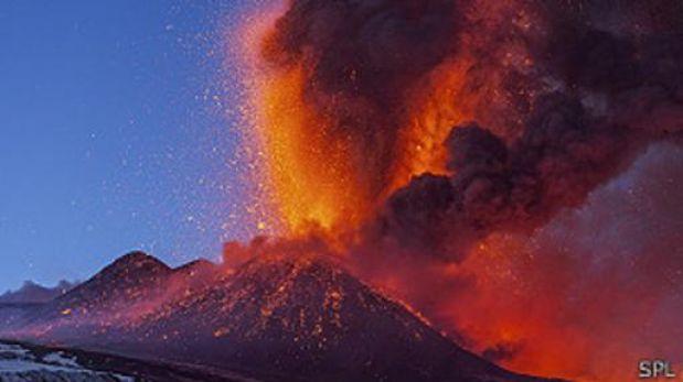 El grito agudo de la naturaleza que podría advertir una erupción volcánica