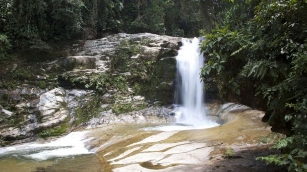 FOTOS: 10 asombrosas cataratas ubicadas en nuestra Amazonía