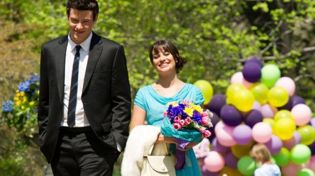 Lea Michele y Cory Monteith querían casarse y tener hijos