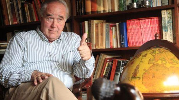 """García Belaunde: audio sobre repartija """"se ha hecho para perjudicar a algunos congresistas"""""""