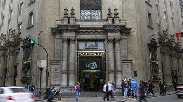 Bolsa de Valores de Lima cierra la semana con una caída de 1,77%