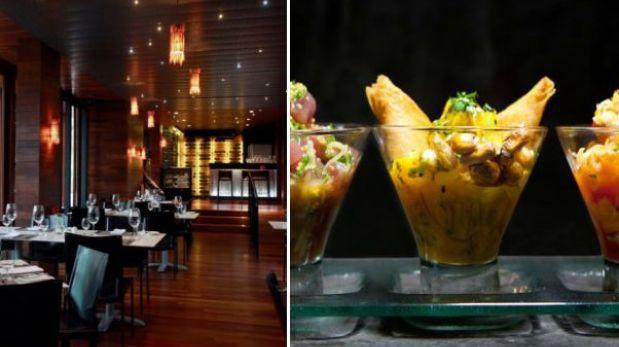 Los cuatro mejores restaurantes de comida peruana en Chile