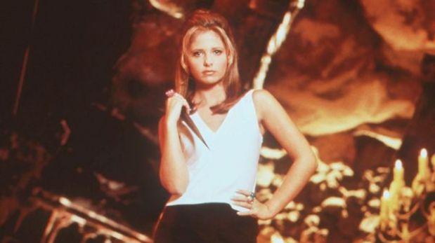 "Sarah Michelle Gellar está dispuesta a rodar película de ""Buffy, la cazavampiros"""
