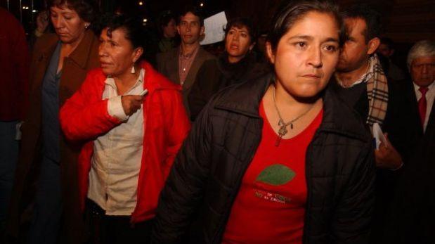 El Congreso debe investigar a Nancy Obregón, coinciden fujimoristas y apristas