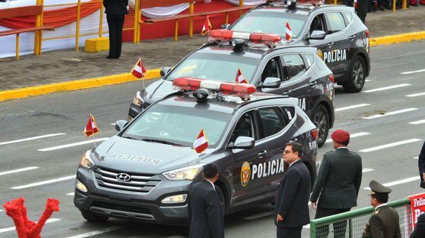 Contraloría evalúa compra de patrulleros y helicópteros de la Policía