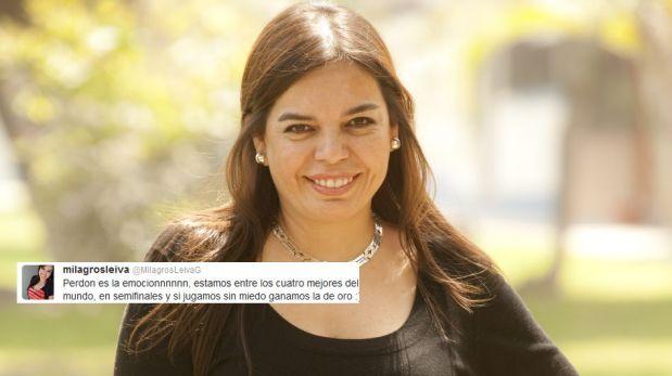 FOTOS: famosos celebraron triunfo peruano en vóley en las redes sociales