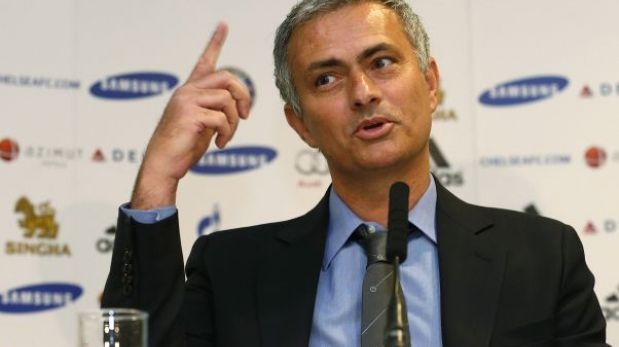 """Mourinho afirma que el """"auténtico"""" Ronaldo es el brasileño y no Cristiano"""
