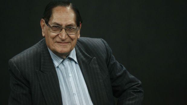 El teatro peruano de luto: falleció Reynaldo D'amore