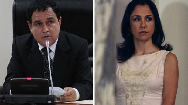 """Nadine Heredia """"es la vicepresidenta del Partido Nacionalista"""", aseguró Fredy Otárola"""