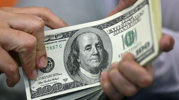 Dólar bajó a S/.2,823 tras buen dato de empleo en EE.UU.