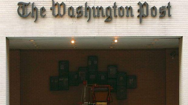 Jeff Bezos, creador de Amazon, compra el Washington Post por US$250 mlls.