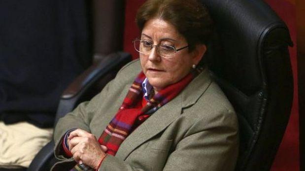 Legisladora Lourdes Alcorta confirmó ingreso a bancada de Unión Regional