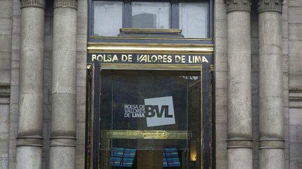 Bolsa de Valores de Lima cerró la sesión con una ligera baja