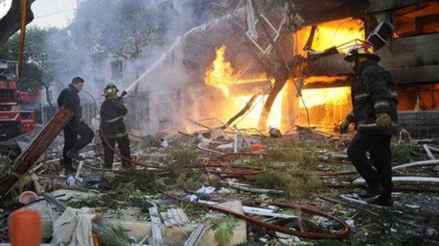 Explosión en Rosario, Argentina: los increíbles testimonios de los sobrevivientes