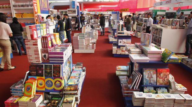 Feria del Libro de Lima recaudó S/.10 millones en ventas