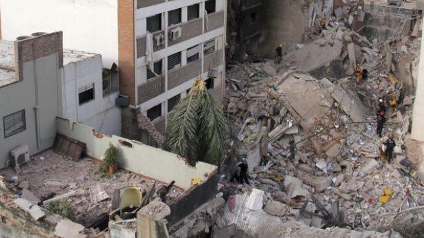 Rosario: detienen al obrero que revisaba instalación de gas en edificio