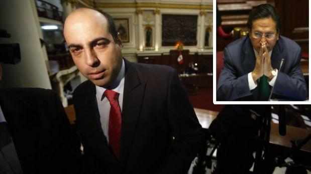 Fujimorismo insistirá en presidir Comisión de Fiscalización del Congreso
