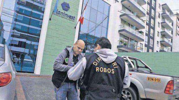 Robo de armamento en San Isidro: policía maneja tres hipótesis