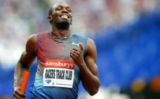 Usain Bolt se dopa, insinúa campeón alemán Christian Reif