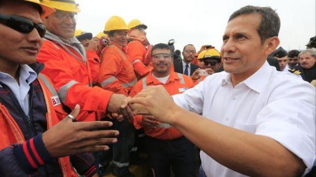 """Ollanta Humala busca el """"equilibrio prudente"""" en el aumento a los médicos"""