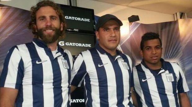 Alianza Lima presentó a su nuevo '10', el paraguayo Christian Andersen