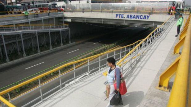 Plaga de ratas en la Vía Expresa Grau ya fue erradicada, afirmó Municipalidad de Lima