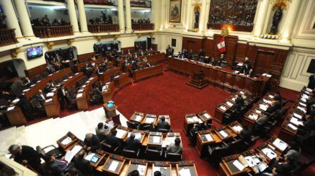 Congreso definirá a fin de mes el modo de elegir a miembros del TC