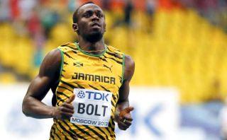 Usain Bolt superó el primer trámite del Mundial en busca de ser leyenda