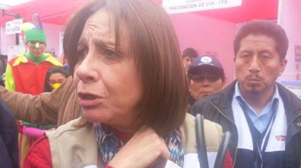 """Midori de Habich: """"Corresponde al presidente decidir mi renuncia al Minsa"""""""