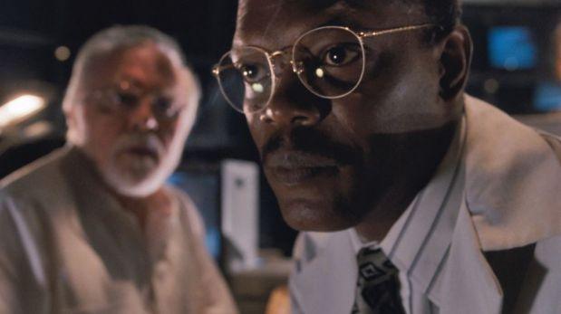 """FOTOS: la película """"Jurassic Park"""" de Steven Spielberg se estrenará este mes en 3D"""