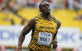 Usain Bolt ganó el oro en los 100 metros del Mundial de Atletismo