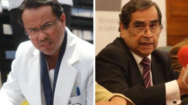 Palomino y Ugarte se enfrentan por denuncias de irregularidades en el sector salud
