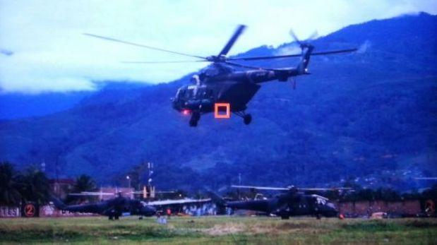 Terrorista 'Alipio' habría sido abatido tras enfrentamiento en Ayacucho