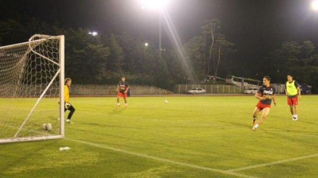 FOTOS: así entrena la selección peruana en Corea del Sur para amistoso del miércoles