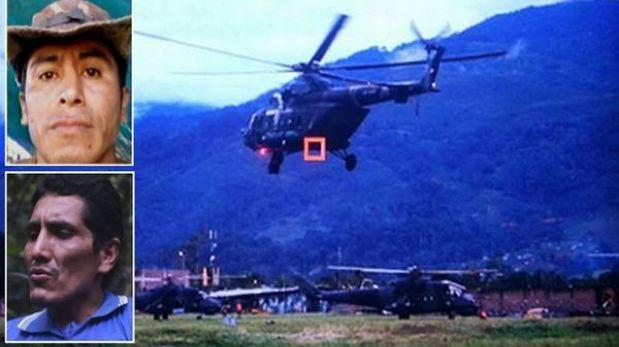 Cabecilla de Sendero pidió a terroristas reagruparse tras caída de 'Alipio' y 'Gabriel'