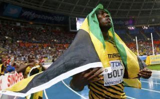 Usain Bolt se disculpó ante Dios por las misas interrumpidas por verlo correr
