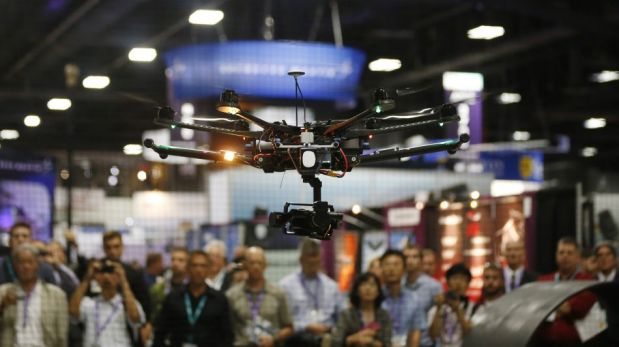 FOTOS: estos son los polémicos aviones no tripulados conocidos como drones